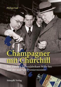 Champagner mit Churchill von Gut,  Philipp