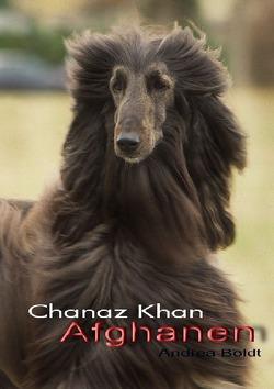 Chanaz Khan Afghanen von Boldt,  Andrea