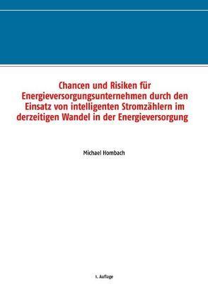 Chancen und Risiken für Energieversorgungsunternehmen durch den Einsatz von intelligenten Stromzählern im derzeitigen Wandel in der Energieversorgung von Hombach,  Michael