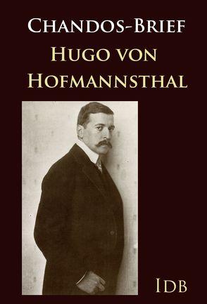 Chandos-Brief von Hofmannsthal,  Hugo