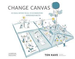 Change Canvas von Kötzle,  Sandra, Management,  TEN HAVE Change