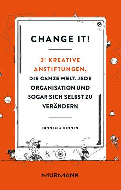 Change it! von Hinnen,  Andri, Hinnen,  Gieri