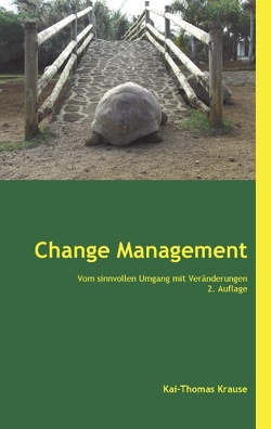 Change Management von Krause,  Kai-Thomas