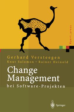 Change Management bei Software Projekten von Heinold,  Rainer, Salomon,  Knut, Versteegen,  Gerhard