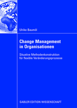 Change Management in Organisationen von Baumöl,  Ulrike, Winter,  Prof. Dr. Robert