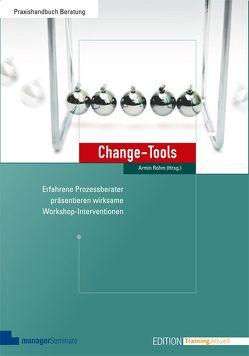 Change-Tools von Rohm,  Armin