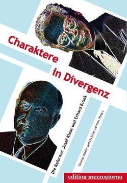 Charaktere in Divergenz von Köhler,  Thomas, Mertens,  Christian