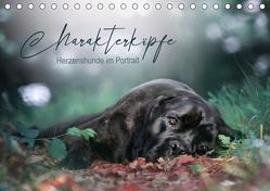 Charakterköpfe – Herzenshunde im Portrait (Tischkalender 2020 DIN A5 quer) von Katharina Siebel - Sensiebelfotografie,  Saskia