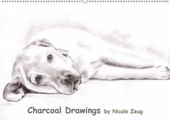 Charcoal Drawings (Wandkalender 2018 DIN A2 quer) von Zeug,  Nicole