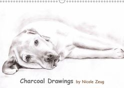 Charcoal Drawings (Wandkalender 2019 DIN A3 quer) von Zeug,  Nicole