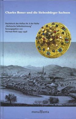 Charles Boner und die Siebenbürger Sachsen von Boner,  Charles, Fabini,  Hermann