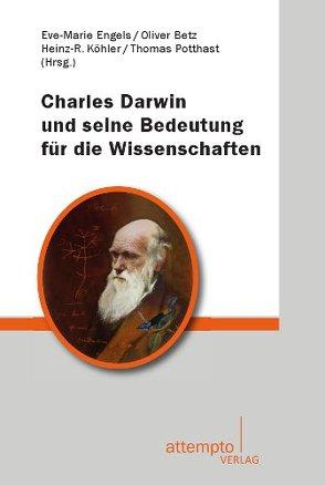 Charles Darwin von Betz,  Oliver, Engels,  Eve-Marie, Köhler,  Heinz R, Potthast,  Thomas