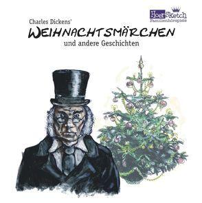 Charles Dickens' Weihnachtsmärchen von Peitz,  Christian