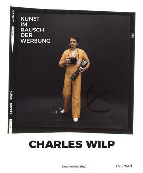 Charles Wilp von Abend,  Sandra