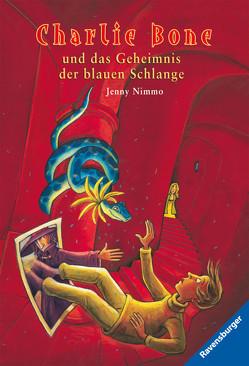 Charlie Bone und das Geheimnis der blauen Schlange (Band 3) von Holfelder-von der Tann,  Cornelia, Nimmo,  Jenny