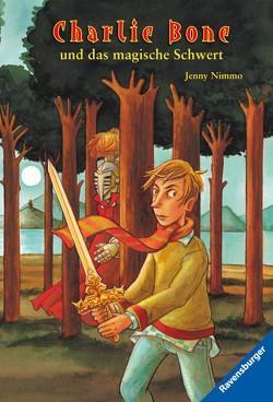 Charlie Bone und das magische Schwert (Band 6) von Fichte,  Caroline, Nimmo,  Jenny