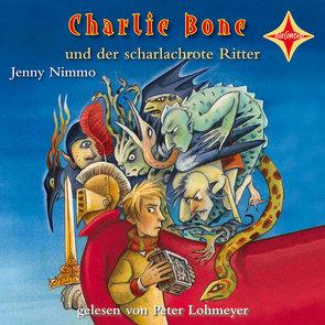Charlie Bone und der scharlachrote Ritter von Nimmo,  Jenny