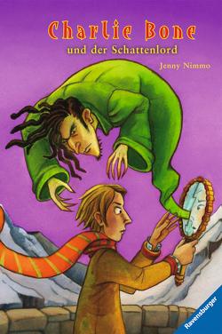 Charlie Bone und der Schattenlord (Band 7) von Broermann,  Christa, Nimmo,  Jenny