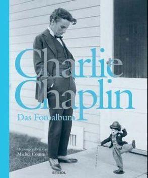 Charlie Chaplin – Das Fotoalbum von Comte,  Michel, Stourdzé,  Sam