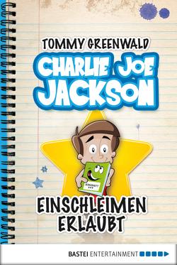 Charlie Joe Jackson – Einschleimen erlaubt von Coovert,  J.P., Greenwald,  Tommy, Lehmann,  Regina, Pfeiffer,  Christina