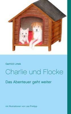 Charlie und Flocke von Littek,  Gerhild