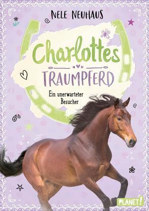 Charlottes Traumpferd 3: Ein unerwarteter Besucher von Neuhaus,  Nele, Seidel,  Maria