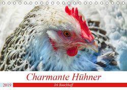 Charmante Hühner (Tischkalender 2019 DIN A5 quer) von Boockhoff,  Irk