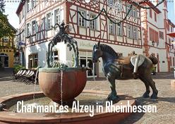 Charmantes Alzey in Rheinhessen (Wandkalender 2019 DIN A2 quer) von Andersen,  Ilona