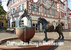 Charmantes Alzey in Rheinhessen (Wandkalender 2019 DIN A4 quer) von Andersen,  Ilona