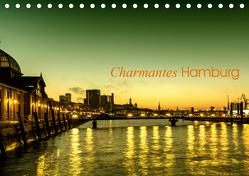 Charmantes Hamburg (Tischkalender 2020 DIN A5 quer) von Muß,  Jürgen