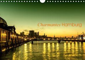 Charmantes Hamburg (Wandkalender 2018 DIN A4 quer) von Muß,  Jürgen