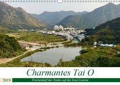 Charmantes Tai O (Wandkalender 2019 DIN A3 quer) von Puschkeit,  Jaana