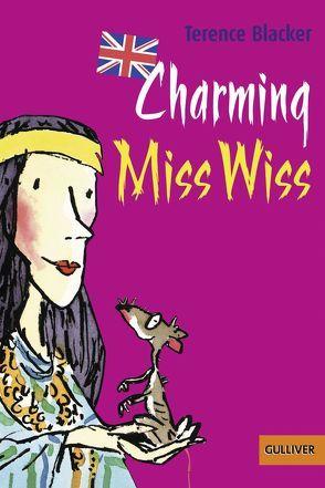 Charming Miss Wiss von Andersen Press Ltd., Blacker,  Terence, Ross,  Tony