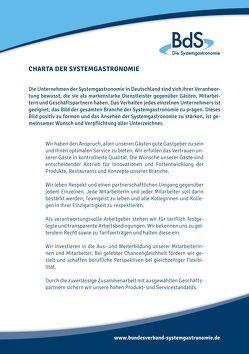 Charta der Systemgastronomie