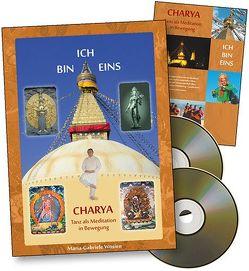 Charya – Tanz als Meditation in Bewegung von Wosien,  Maria-Gabriele