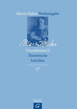 Chassidismus II von Buber,  Martin, Talabardon,  Susanne