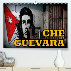 CHE GUEVARA (Premium, hochwertiger DIN A2 Wandkalender 2021, Kunstdruck in Hochglanz) von von Loewis of Menar,  Henning