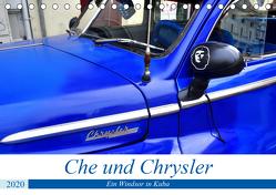 Che und Chrysler – Ein Windsor in Kuba (Tischkalender 2020 DIN A5 quer) von von Loewis of Menar,  Henning