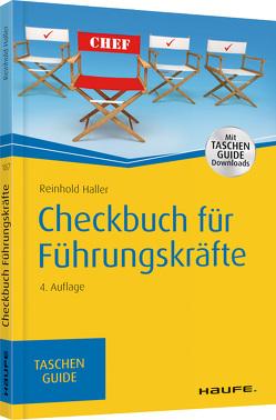 Checkbuch für Führungskräfte von Haller,  Reinhold