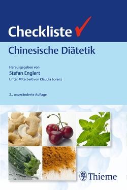 Checkliste Chinesische Diätetik von Englert,  Stefan
