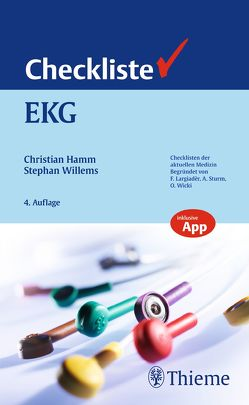 Checkliste EKG von Hamm,  Christian, Willems,  Stephan
