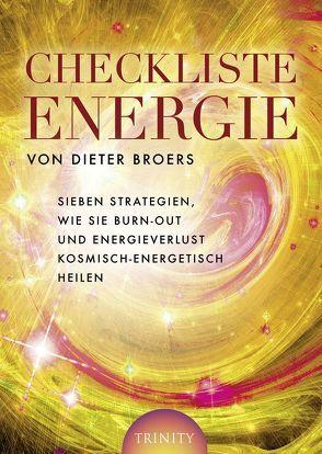 Checkliste Energie von Broers,  Dieter