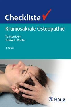 Checkliste Kraniosakrale Osteopathie von Dobler,  Tobias K., Liem,  Torsten