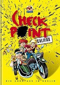 Checkpoint Califax von Rufledt,  Hubertus, Schleiter,  Klaus D