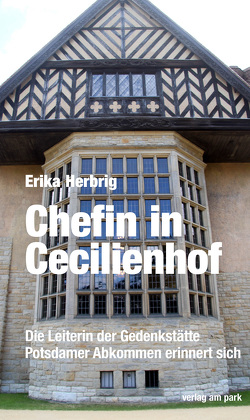 Chefin in Cecilienhof von Herbrig,  Erika, Kreyßing,  Traugott