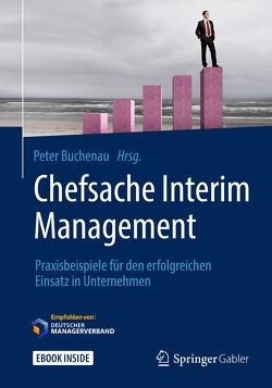Chefsache Interim Management von Buchenau,  Peter