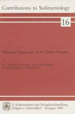 Chemical Diagenesis in the Tamar Estuary von Alexander,  W Russell, Elderfield,  Henry, Upstill-Goddard,  Robert C, Whitfield,  Mike
