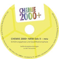 Chemie 2000+ NRW Sek II / Chemie 2000+ NRW Gefährdungsbeurteilungen von Bohrmann-Linde,  Claudia, Krees,  Simone, Meuter,  Nico, Tausch,  Michael, Wachtendonk,  Magdalene von