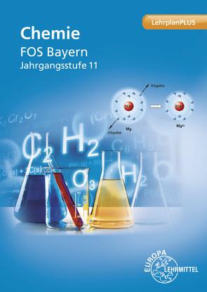 Chemie FOS Bayern Jahrgangsstufe 11 von Fiedler,  Eva, Wirth,  Hubert