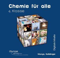 Chemie für alle 4 – digitale Inhalte von Kaiblinger,  Gabriele, Monyk,  Christian